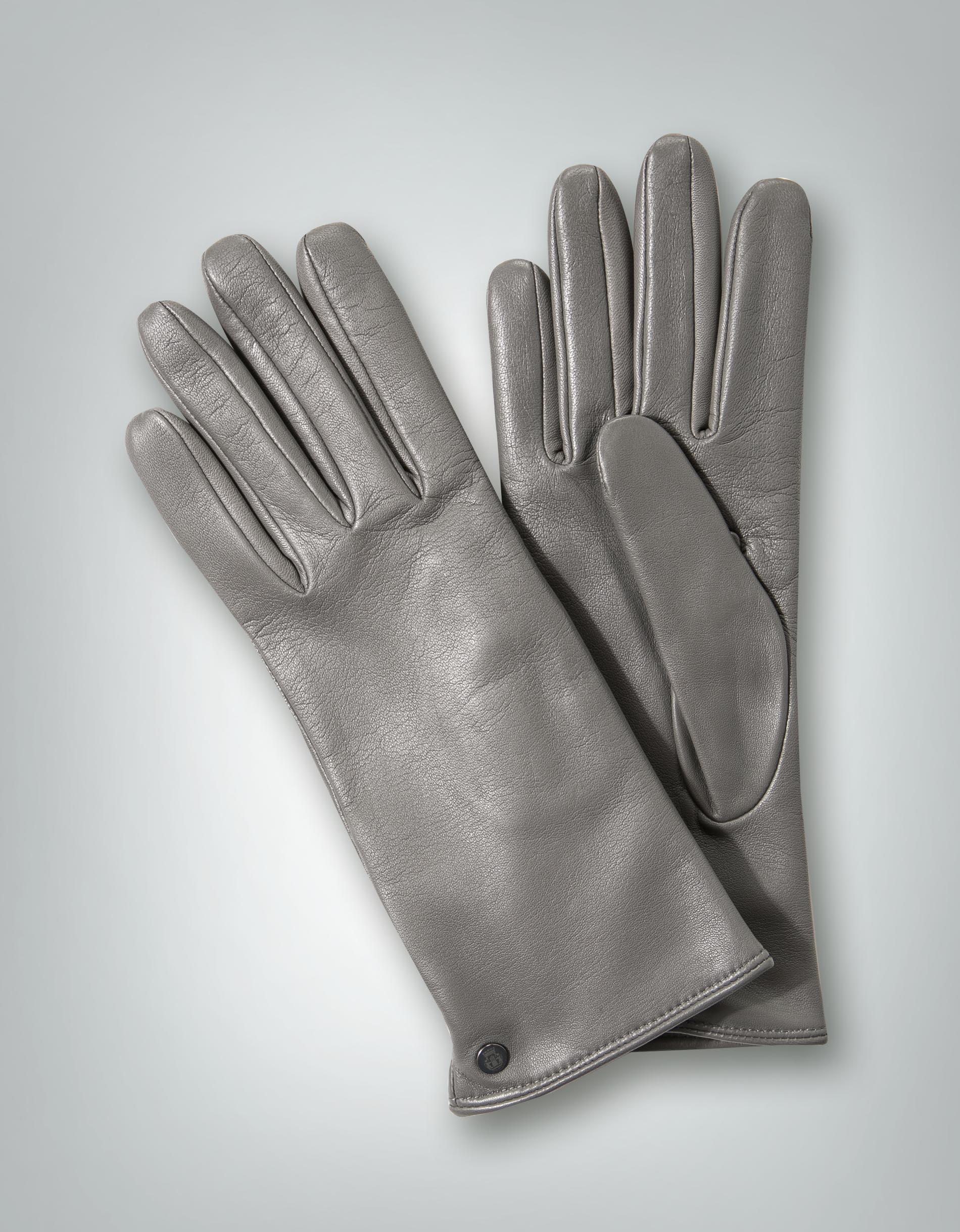 roeckl damen handschuhe leder mit wollfutter empfohlen von. Black Bedroom Furniture Sets. Home Design Ideas