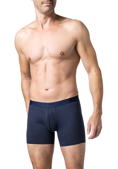DEREK ROSE Pima Cotton Trunk 8545/JACK001NAV