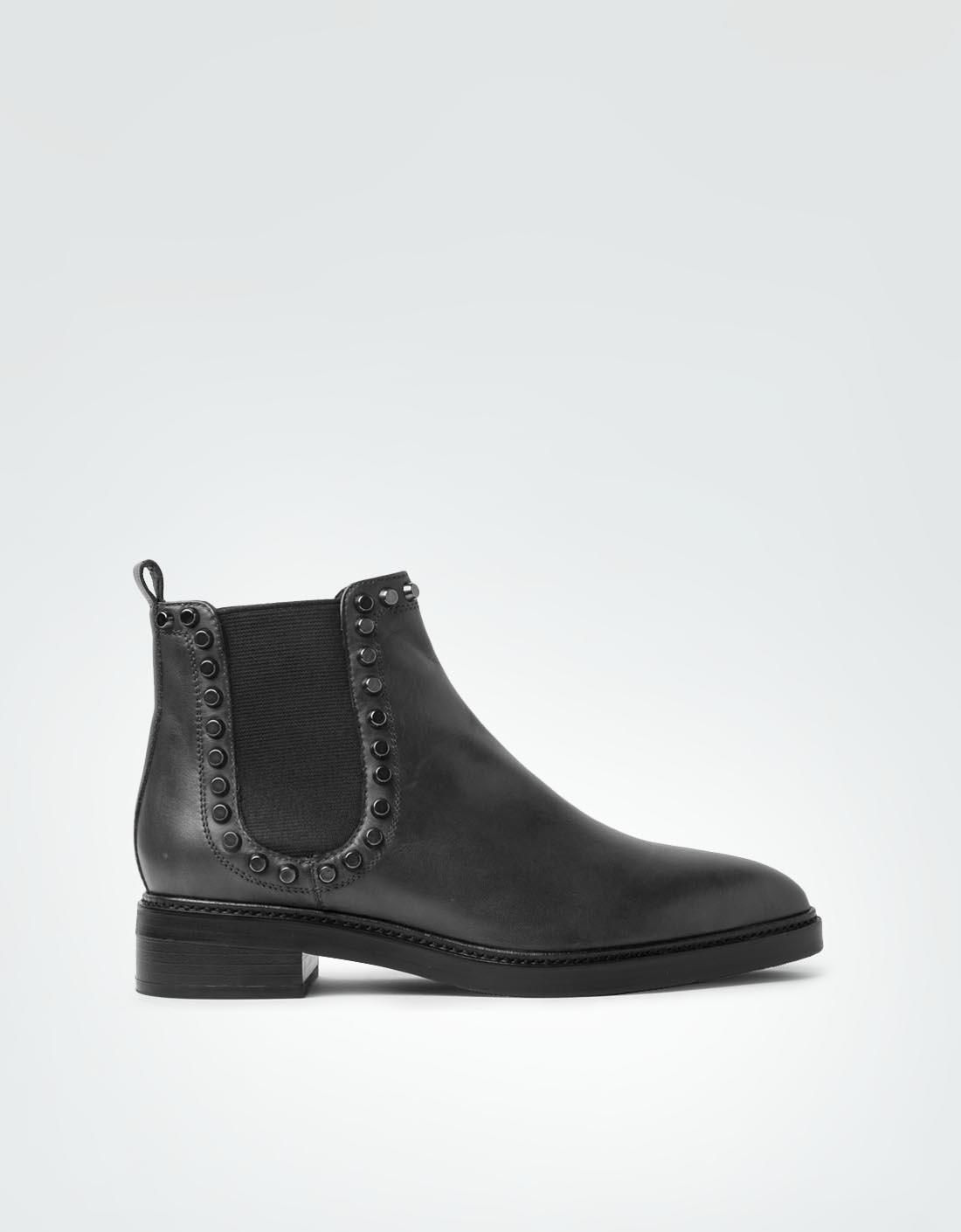 steffen schraut damen chelsea boots mit nieten empfohlen. Black Bedroom Furniture Sets. Home Design Ideas