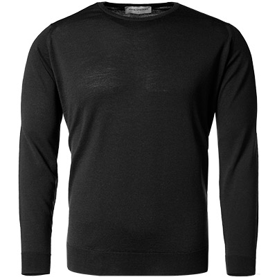John Smedley RH-Pullover Cleves/black