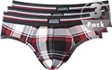 Jockey Brief 3er Pack 17302483/352