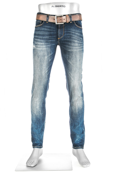 Alberto Slim Fit Vintage Denim 48371297/888