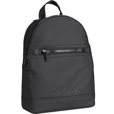 calvin klein backpack in schwarz. Black Bedroom Furniture Sets. Home Design Ideas