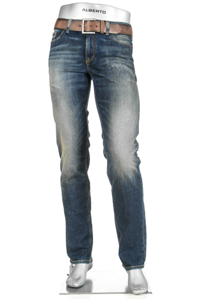 Alberto Regular Slim Fit Pipe 48171288/875