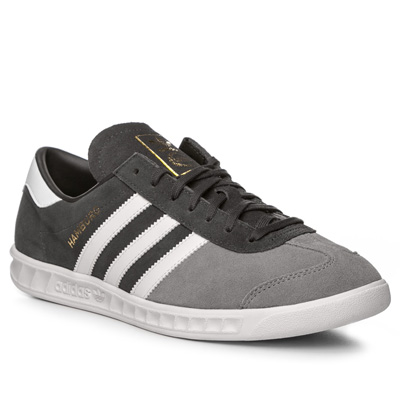 adidas ORIGINALS Hamburg dark grey S79987