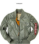 ALPHA INDUSTRIES Kinderjacke