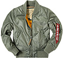 ALPHA INDUSTRIES Kinderjacke MA-1 VF59 168701/01
