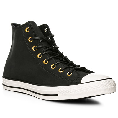Converse CTAS Leather black-egret 153808C