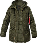 ALPHA INDUSTRIES Jacke N3-B 168142/257