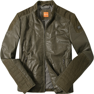 BOSS Orange Lederjacke Jendricks1 50320614/312