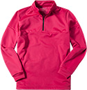 adidas Golf Zip-Shirt unity pink AE9261