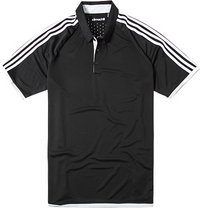 adidas Golf Polo-Shirt black-white