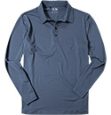 adidas Golf Polo-Shirt blue AE4066