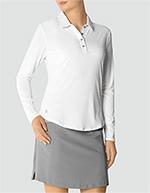 adidas Golf Damen Polo-Shirt white AE5292