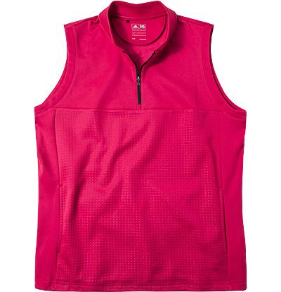 Zip-Shirt pink