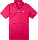 adidas Golf Polo-Shirt pink BC1250