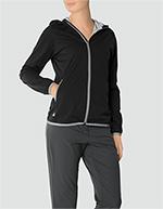 adidas Golf Damen Zip-Jacke black AE9393