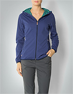 adidas Golf Damen Zip-Jacke purple AE9396