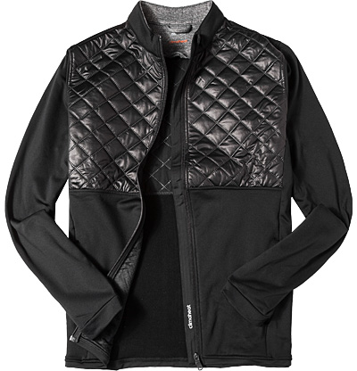 adidas Golf Zip-Jacke black AE9305