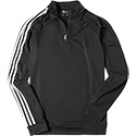 adidas Golf Zip-Shirt black AE4893