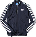 adidas ORIGINALS Sweatjacke legend ink AY7061