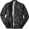 adidas ORIGINALS Jacke black AY9145