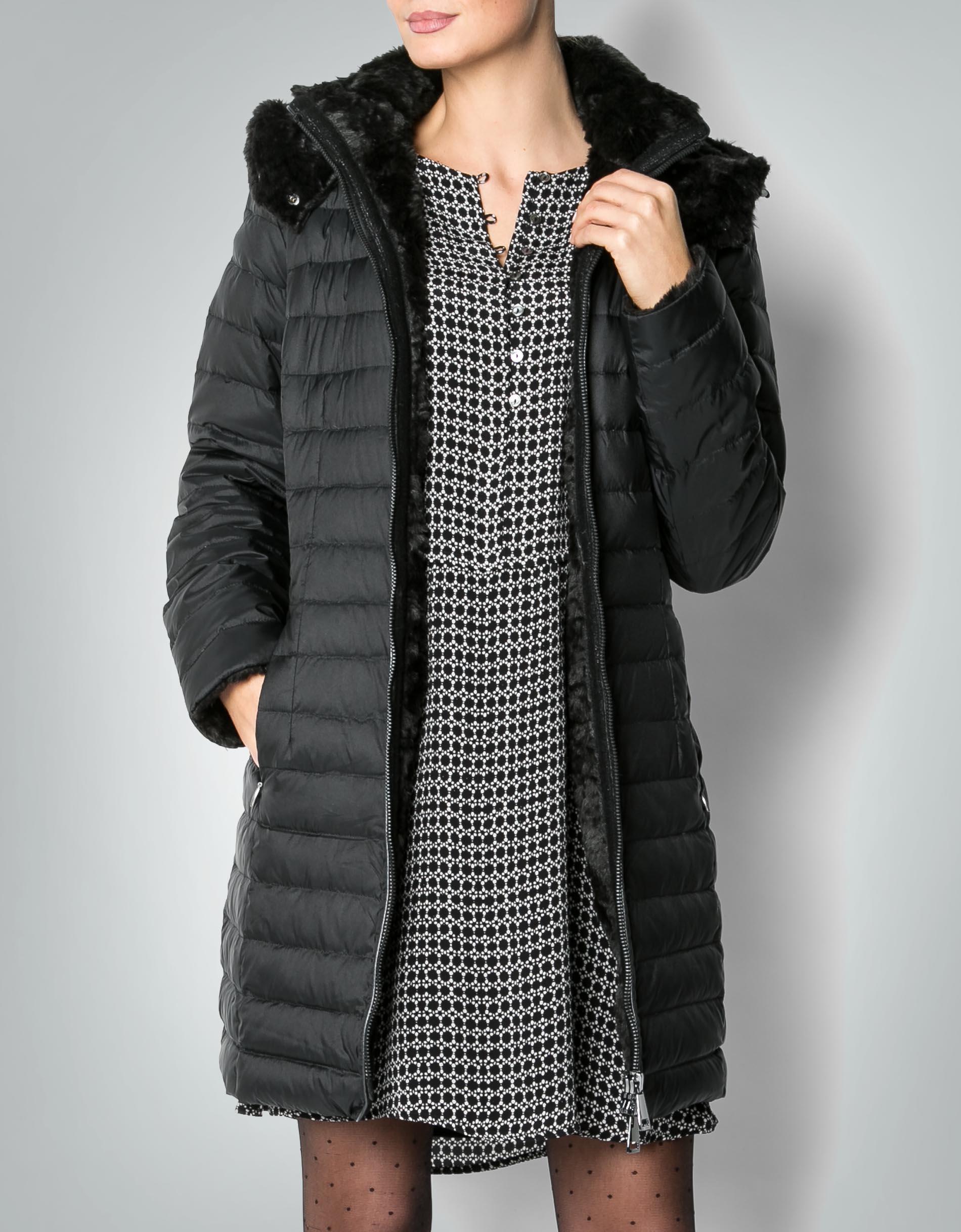 tolle Auswahl populärer Stil Entdecken Sie die neuesten Trends MILESTONE Damen Mantel Moira Daunen mit Kunstpelz empfohlen ...