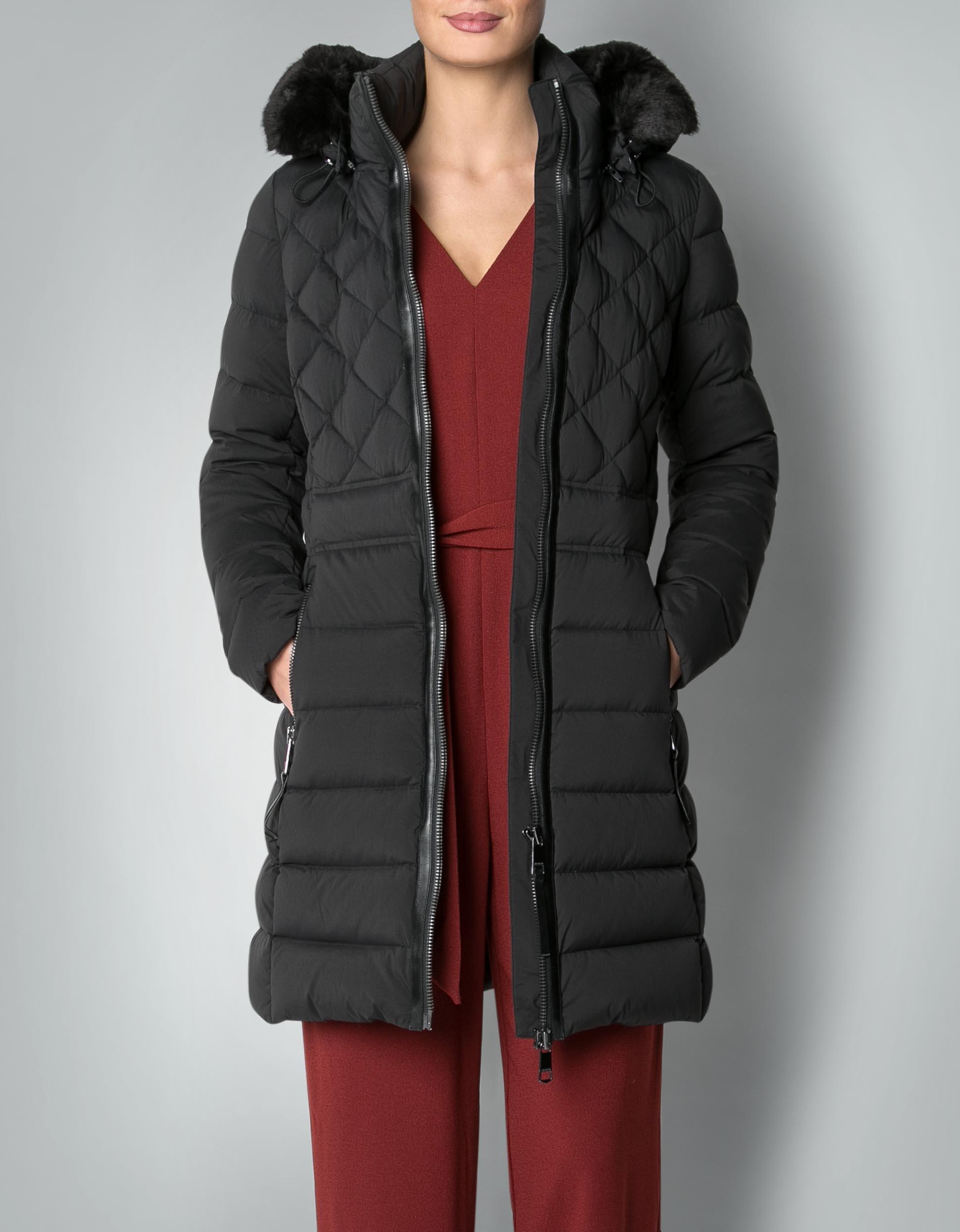 new styles 70946 9c45a damen mantel daunen