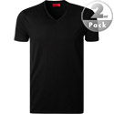 HUGO V-Shirt 2er Pack 50325417/001