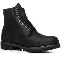 Timberland Schuhe black