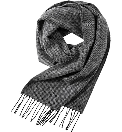 Strellson Schal : Strellson Schal  Herren in grau aus Wolle