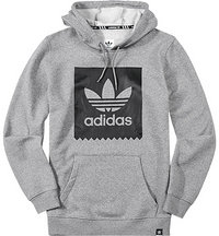 adidas ORIGINALS Hoodie core heather