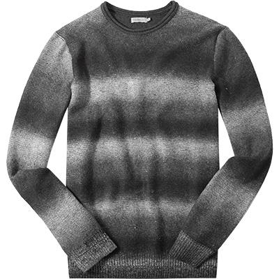 calvin klein jeans pullover in grau. Black Bedroom Furniture Sets. Home Design Ideas