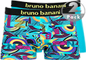 bruno banani Shorts 2erP. Circulate 2201/1631/2027