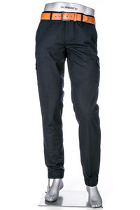 Alberto Regular Slim Fit Roof-B