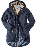 adidas ORIGINALS Parka legend ink AY9138