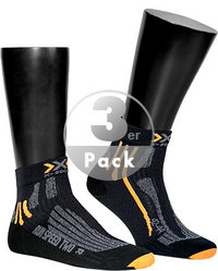 X-SOCKS Run speed two 3er Pack