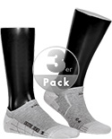X-SOCKS Executive Sneaker 3er Pack X100110/G142