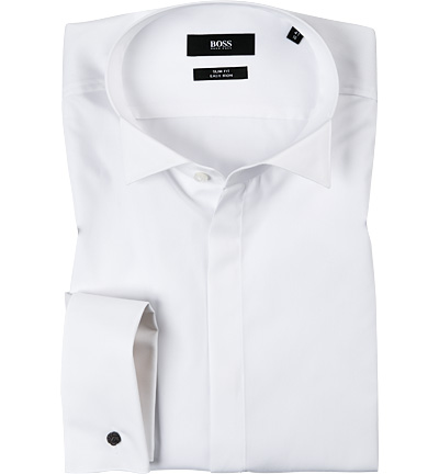 HUGO BOSS Hemd Kläppchen Jillik 50327676/100 Preisvergleich