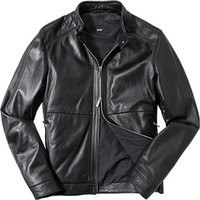 HUGO BOSS Lederjacke Nortilo