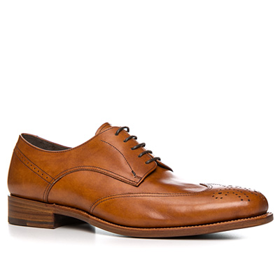 Prime Shoes Ferrara 2/cognac crust