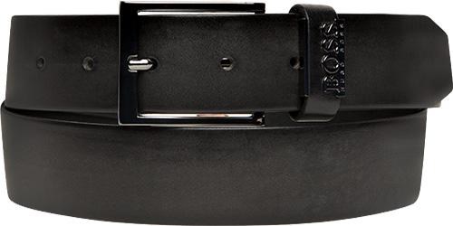 g rtel senol schwarz breite ca cm von hugo boss bei. Black Bedroom Furniture Sets. Home Design Ideas