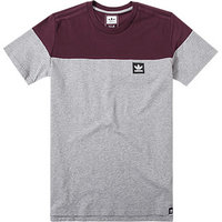 adidas ORIGINALS T-Shirt core heather