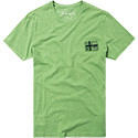 NAPAPIJRI T-Shirt green tea N0YFYDGB1