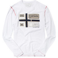 NAPAPIJRI T-Shirt bright white