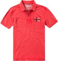 NAPAPIJRI Polo-Shirt cayenne