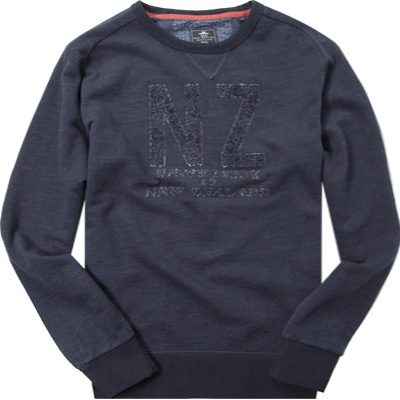 N.Z.A. Pullover 16MN300/navy