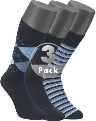Jockey Casual Mix Socken 3er Pack 308519/431