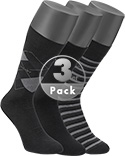 Jockey Casual Mix Socken 3er Pack 308519/999