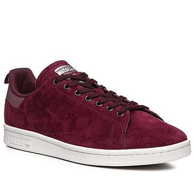adidas ORIGINALS Stan Smith maroon S80028